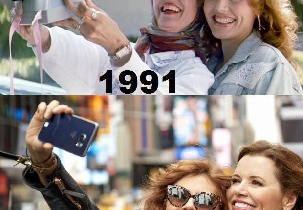 Thelma & Louise 1991-2016
