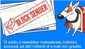 Come bloccare email da unindirizzo