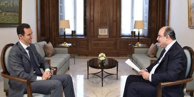 Assad: Il fallimento dell'Occidente ad Aleppo è il crollo del suo progetto in Siria – L'antidiplomatico